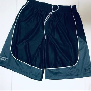 S.Curry Under Armour Athletic Basketball Shorts
